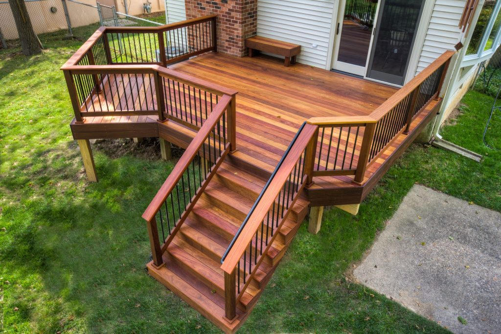 Decks, Gazebos and Patios