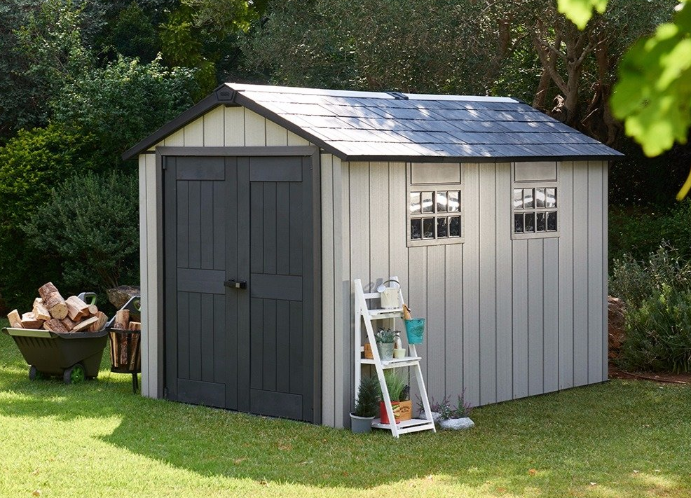 Outdoor storage space